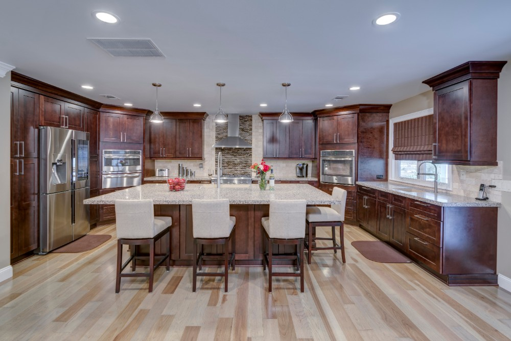 Silver oak atlanta ga kitchen for Kitchen remodeling atlanta ga